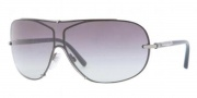 Burberry BE3052 Sunglasses Sunglasses - 100311 Gunmetal / Gray Gradient