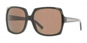Burberry BE4084 Sunglasses Sunglasses - 300173 Black / Brown