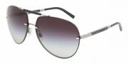 Dolce & Gabbana DG2083 Sunglasses Sunglasses - 02/13 Gold / Brown Gradient