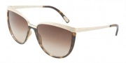 Dolce & Gabbana DG2096 Sunglasses Sunglasses - 466/13 Havana /  Brown Gradient