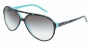 Dolce & Gabbana DG4099 Sunglasses Sunglasses - 17548E Animal Green / Green Gradient