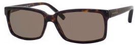Tommy Hiilfiger 1004/S Sunglasses Sunglasses - 0086 Dark Havana (DS Brown Polarized Lens)