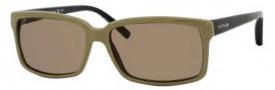 Tommy Hiilfiger 1004/S Sunglasses Sunglasses - 0UOG Khaki Blue (X7 Brown Lens)