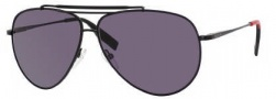 Tommy Hilfiger 1006/S Sunglasses Sunglasses - 0003 Matte Black (Y1 Gray Lens)