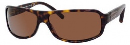 Tommy Hilfiger 1007/S Sunglasses Sunglasses - 0086 Dark Havana (8U Dark Brown Lens)