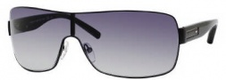 Tommy Hilfiger 1008/S Sunglasses Sunglasses - 010G Matte Black (7Z Gray Gradient Lens)