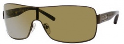 Tommy Hilfiger 1008/S Sunglasses Sunglasses - 0U0J Matte Brown / Dark Havana (6S Brown Lens)