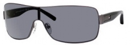 Tommy Hilfiger 1008/S Sunglasses Sunglasses - 0U0H Semi Matte / Dark Ruthenium (G8 Dark Gray Lens)