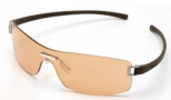 Tag Heuer Club 7509 Sunglasses Sunglasses - 802 Havana Temples / Golf Photochromic Shield