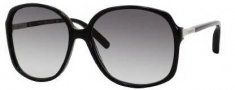 Tommy Hilfiger 1011/N/S Sunglasses Sunglasses - 0807 Black (JJ Gray Gradient Lens)