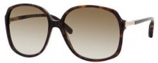 Tommy Hilfiger 1011/N/S Sunglasses Sunglasses - 0086 Dark Havana (DB Brown Gray Gradient Lens)