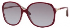 Tommy Hilfiger 1011/N/S Sunglasses Sunglasses - OVDD Red White Gray (YE Smoke Gradient Lens)