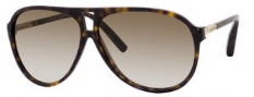 Tommy Hilfiger 1012/N/S Sunglasses Sunglasses - 0086 Dark Havana (DB Brown Gray Gradient Lens)