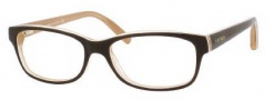 Tommy Hilfiger 1018 Eyeglasses Eyeglasses - 0GYB Peach Brown