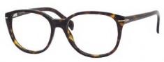 Tommy Hilfiger 1033 Eyeglasses Eyeglasses - 0086 Dark Havana