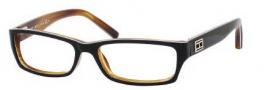 Tommy Hilfiger 1046 Eyeglasses Eyeglasses - 0UN0 Brown / White Horn