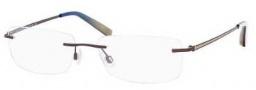 Tommy Hilfiger 1066 Eyeglasses Eyeglasses - 0R80 Semi Matte / Dark Ruthenium