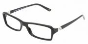 Dolce & Gabbana DG3101 Eyeglasses Eyeglasses - 501 Black