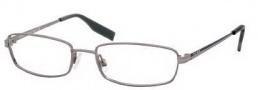 Tommy Hilfiger 1072 Eyeglasses Eyeglasses - 00Z0 Matte Ruthenium / Black