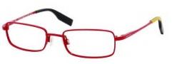 Tommy Hilfiger 1076 Eyeglasses Eyeglasses - 0AK8 Red