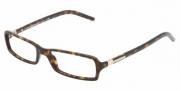 Dolce & Gabbana DG3102 Eyeglasses Eyeglasses - 502 Havana