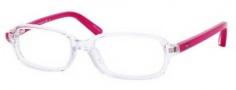 Tommy Hilfiger 1078 Eyeglasses Eyeglasses - 0W0X Crystal / Fuchsia