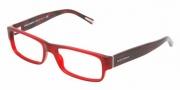Dolce & Gabbana DG3104 Eyeglasses Eyeglasses - 1575 Red