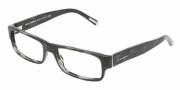 Dolce & Gabbana DG3104 Eyeglasses Eyeglasses - 1723 Black Pearl