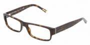 Dolce & Gabbana DG3104 Eyeglasses Eyeglasses - 502 Havana