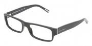 Dolce & Gabbana DG3104 Eyeglasses Eyeglasses - 501 Black