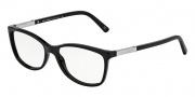 Dolce & Gabbana DG3107 Eyeglasses Eyeglasses - 501 Black