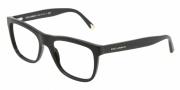 Dolce & Gabbana DG3108 Eyeglasses Eyeglasses - 501 Black