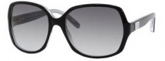 Tommy Hilfiger 1041/S Sunglasses Sunglasses - 00X7 Black Silver (JJ Gray Gradient Lens)