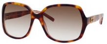Tommy Hilfiger 1041/S Sunglasses Sunglasses - 00T4 Havana Pink (02 Brown Gradient Lens)