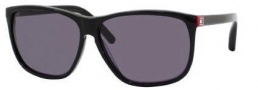 Tommy Hilfiger 1044/S Sunglasses Sunglasses - 0807 Black (Y1 Gray Lens)