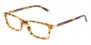 Dolce & Gabbana DG3111 Eyeglasses Eyeglasses - 623 Light Havana