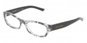 Dolce & Gabbana DG3115 Eyeglasses Eyeglasses - 1895 Black Lace