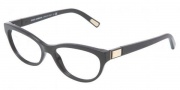 Dolce & Gabbana DG3118 Eyeglasses Eyeglasses - 501 Black