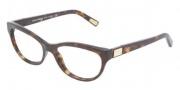 Dolce & Gabbana DG3118 Eyeglasses Eyeglasses - 502 Havana