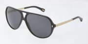 D&G DD3065 Sunglasses Sunglasses - 501/87 Black / Gray
