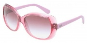 D&G DD8075 Sunglasses Sunglasses - 19128H Transparent Pink / Violet Gradient