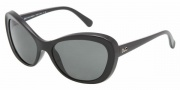 D&G DD8083 Sunglasses Sunglasses - 501/87 Black / GRay