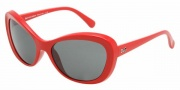 D&G DD8083 Sunglasses Sunglasses - 588/87 Red / Gray