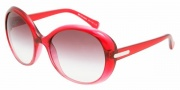 D&G DD8085 Sunglasses Sunglasses - 17858H Black Cherry Gradient / Violet Gradient
