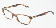 D&G DD1218 Eyeglasses Eyeglasses - 1572 Striped Havana