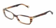 D&G DD1219 Eyeglasses Eyeglasses - 1572 Striped Havana