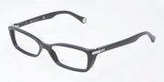 D&G DD1219 Eyeglasses Eyeglasses - 501 Black
