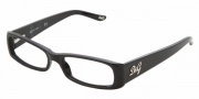 D&G DD1163 Eyeglasses Eyeglasses - 501 Black