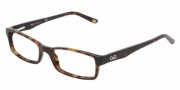 D&G DD1180 Eyeglasses Eyeglasses - 502 Havana