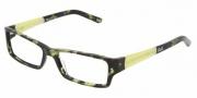 D&G DD1181 Eyeglasses Eyeglasses - 977 Green Havana